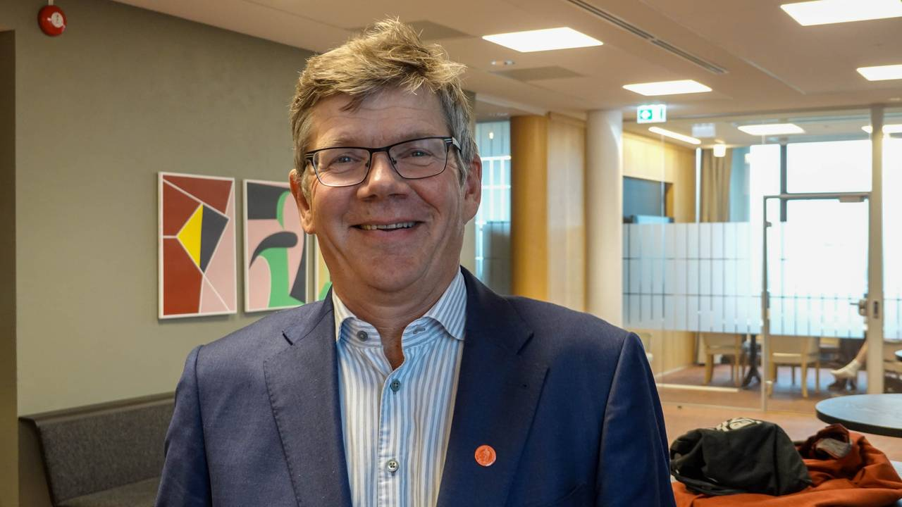 rektor ved UiO Svein Stølen.