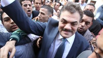 Al-Sayed al-Badawi, leder for Wafd-partiet i Egypt