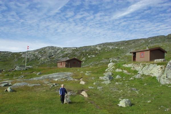 Gautelishytta - Foto: Narvik og Omegn Turistforening