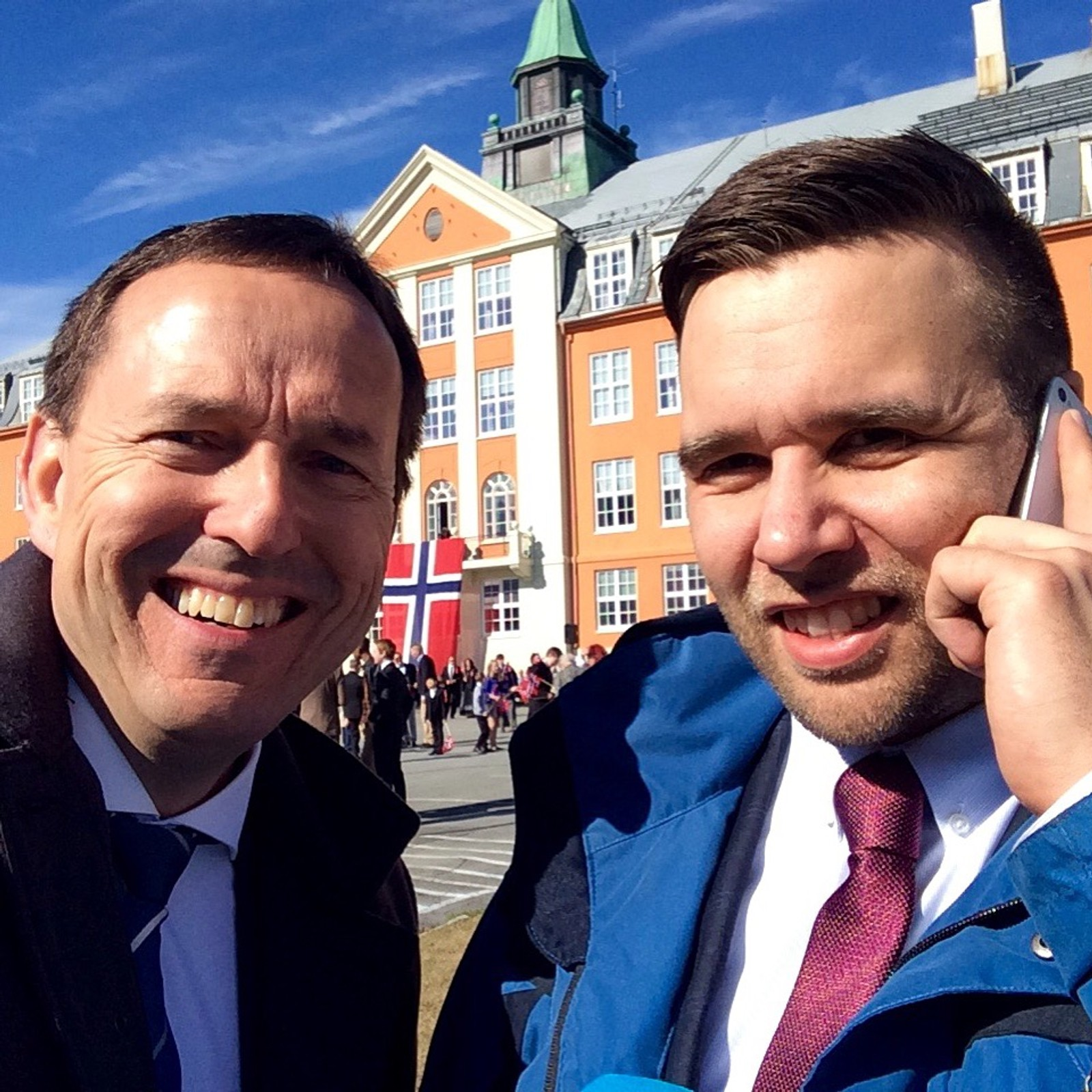 17 mai rapport fra Tromsø-