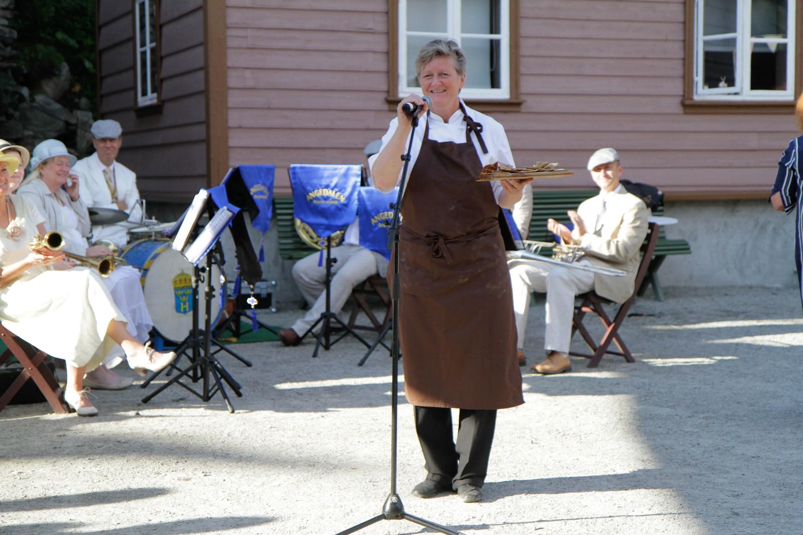Mimi goes Glamping Operafestival Hanne Frosta