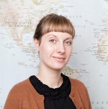 Ingrid Lomelde i WWF Norge