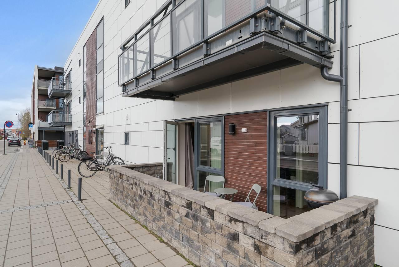 Prinsens gate 83, Bodø