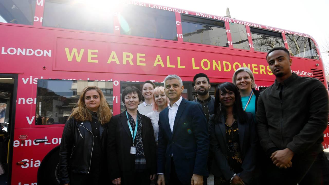 Vi er alle londonere