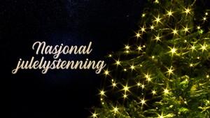Nasjonal julelystenning