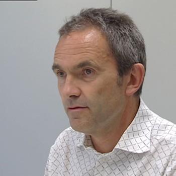 Seksjonssjef Bjørn Bjørnstad i SFT