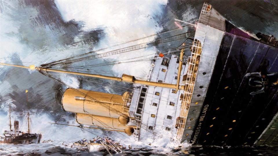 I skyggen av Titanic