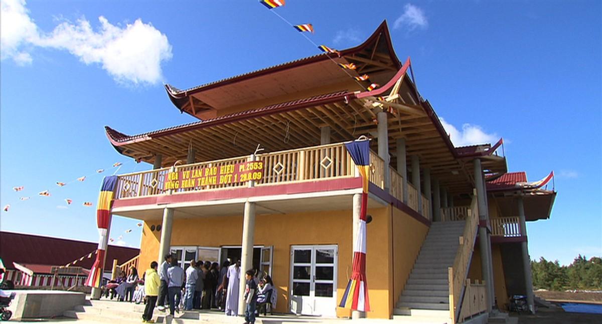 Buddhistisk Tempel Norge