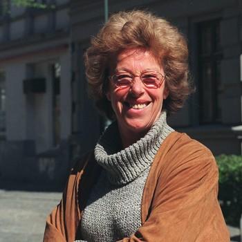 Språkforsker ved Handelshøyskolen BI, Berit von der Lippe.