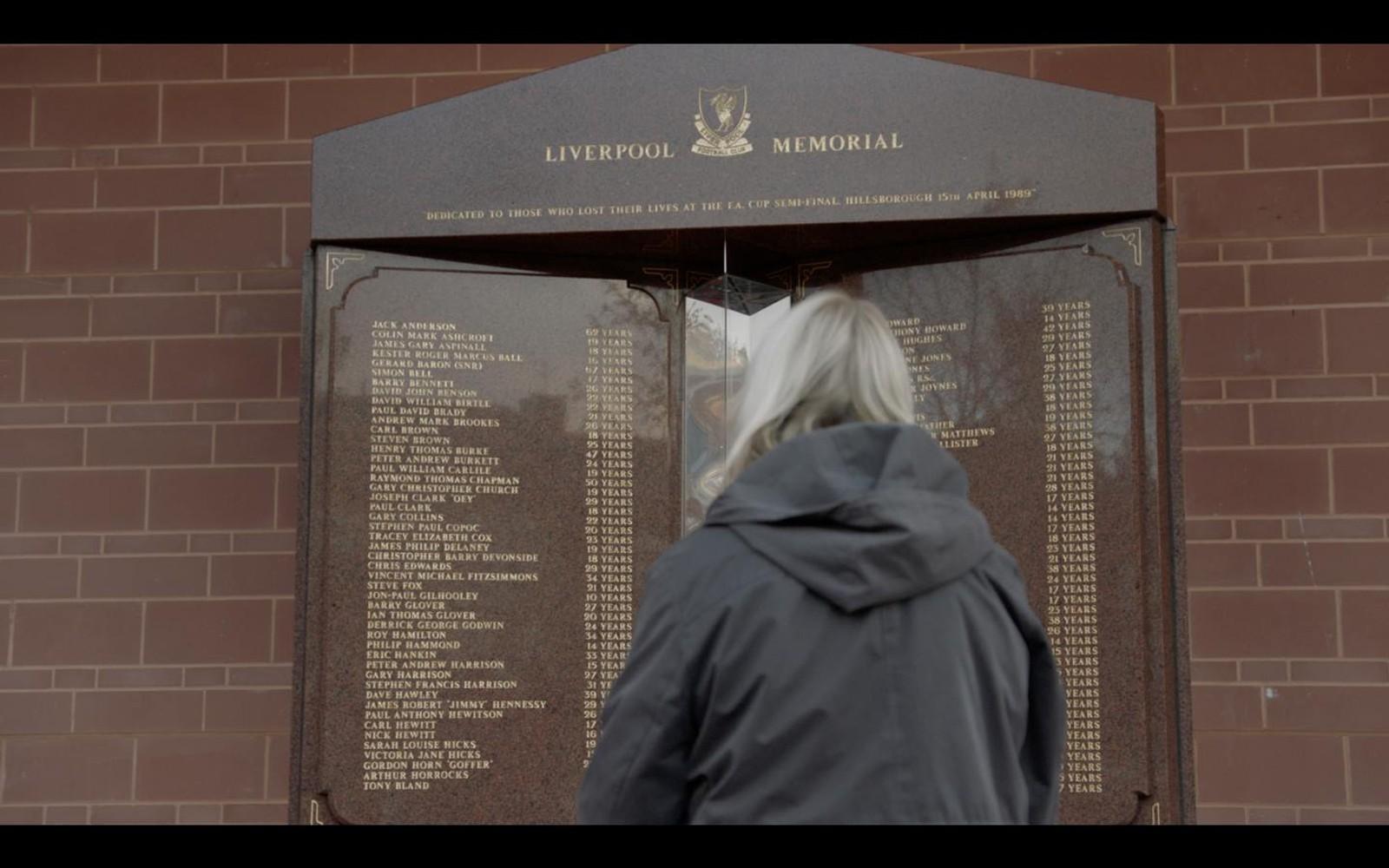 Her er navnene til alle de 96 personene som døde under Hillsborough-tragedien.