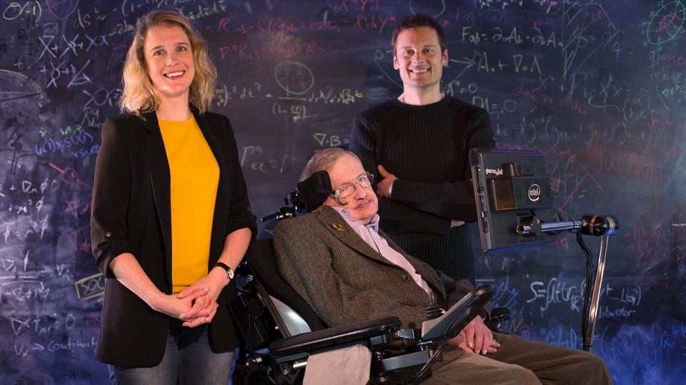 Stephen Hawking: Jakten på en ny verden