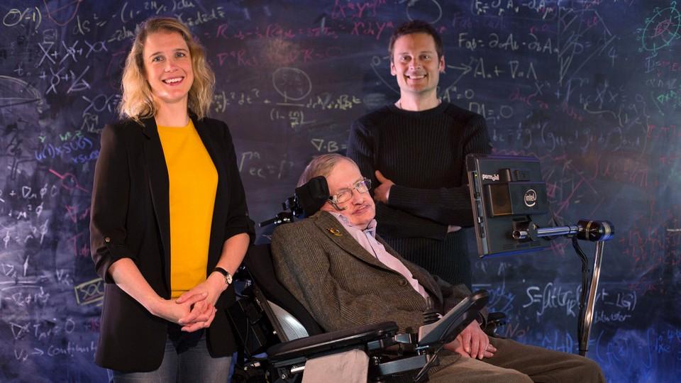 Jakten på en ny verden: 1. Stephen Hawking: Jakten på en ny verden