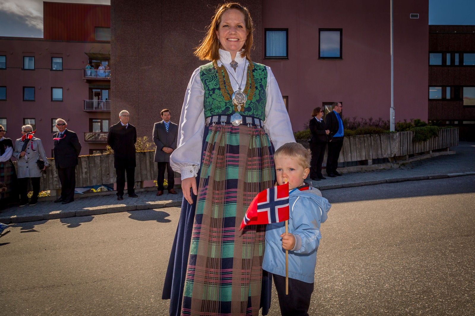 Britt Iren og Markus Øyen