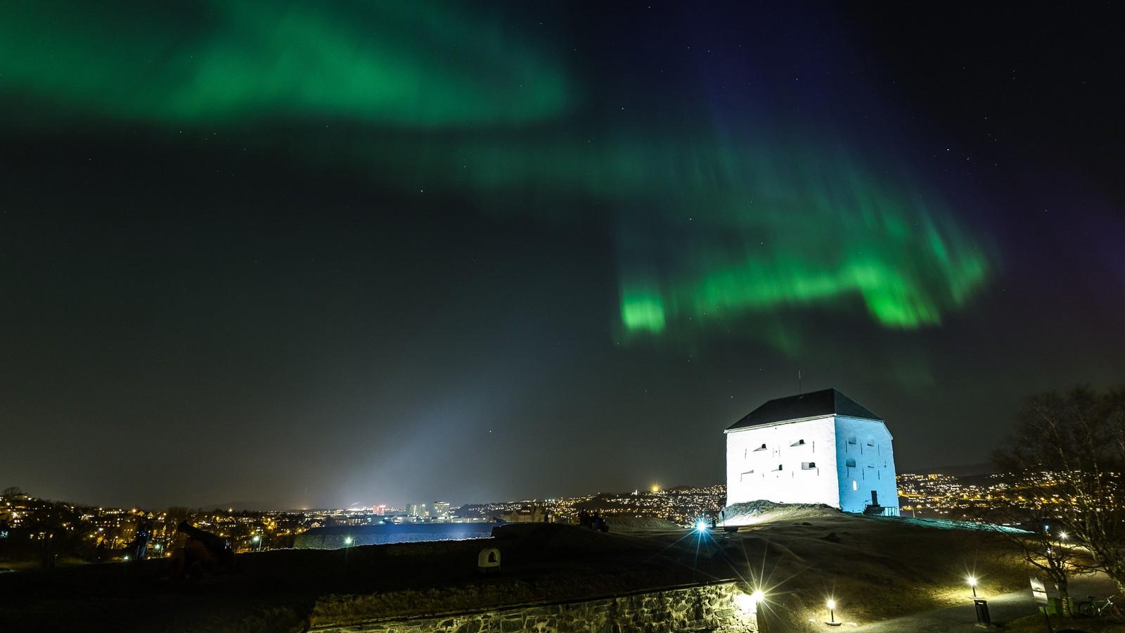 Nordlysfest i Trondheim 17. mars