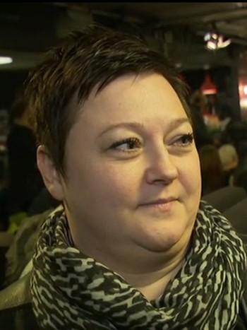 Siv Anita Sole, leder for MC-rådet i Tromsø