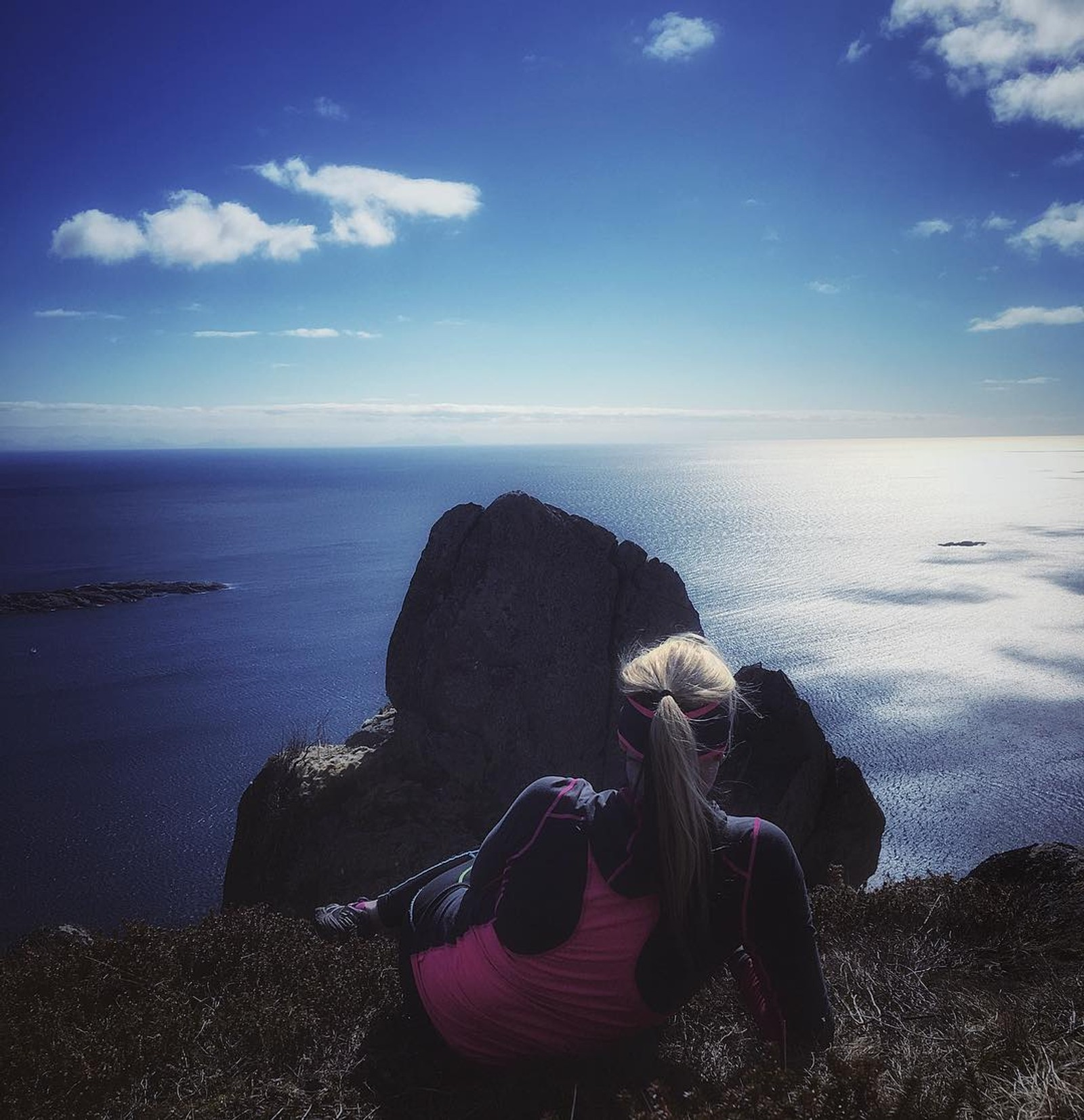 Topptur i Lofoten