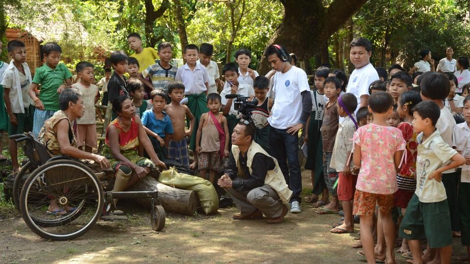 Myanmar - vegen mot demokrati