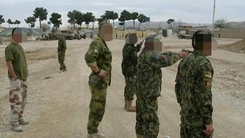 Kamptolker i Afghanistan