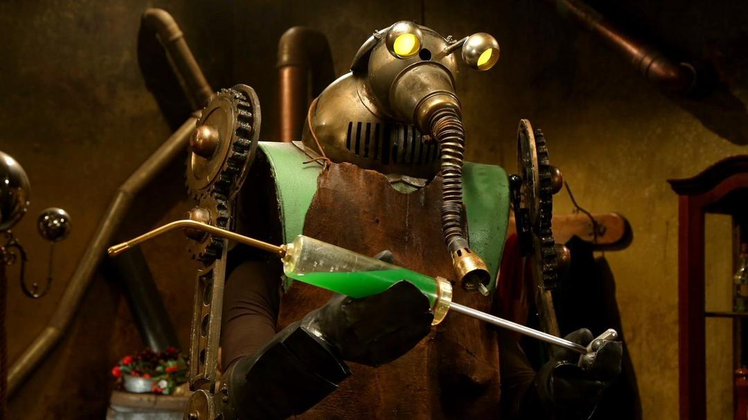 Roboten Taurus fra Labyrint
