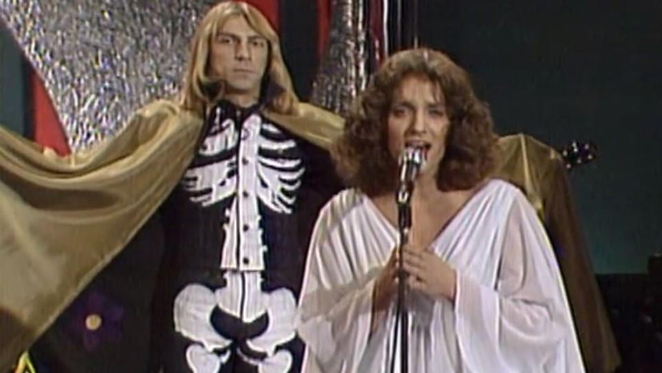 1976: «Voodoo»