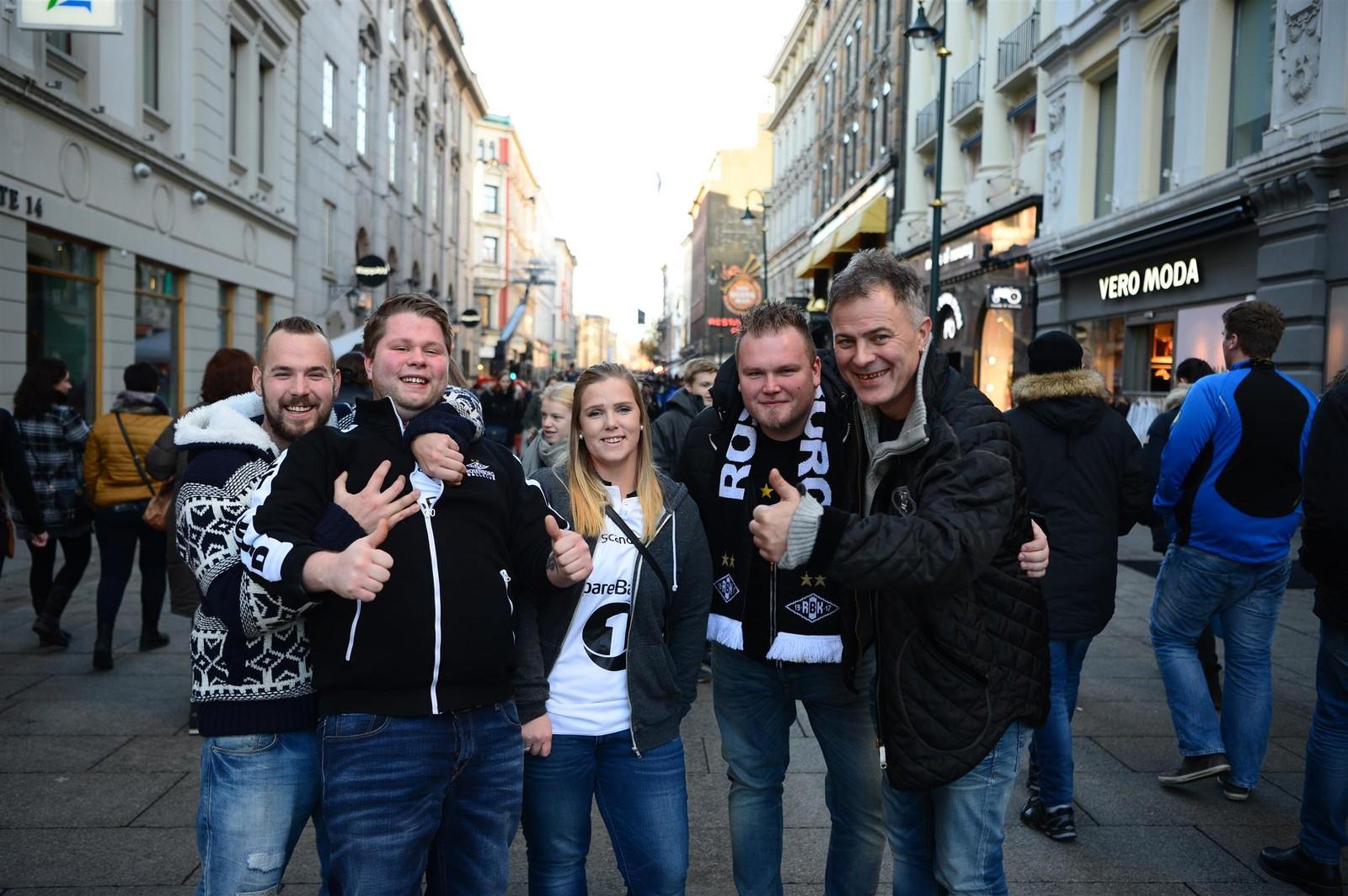 Flere tusen trøndere er i Oslo for å se morgendagens cupfinale.