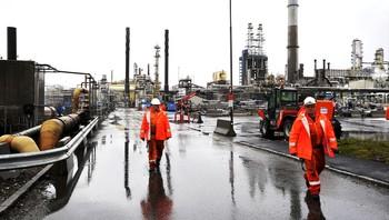 Oljeraffineriet på Mongstad