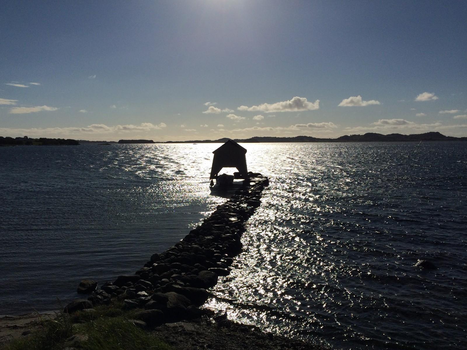 Fra Hafrsfjord, Sola.
