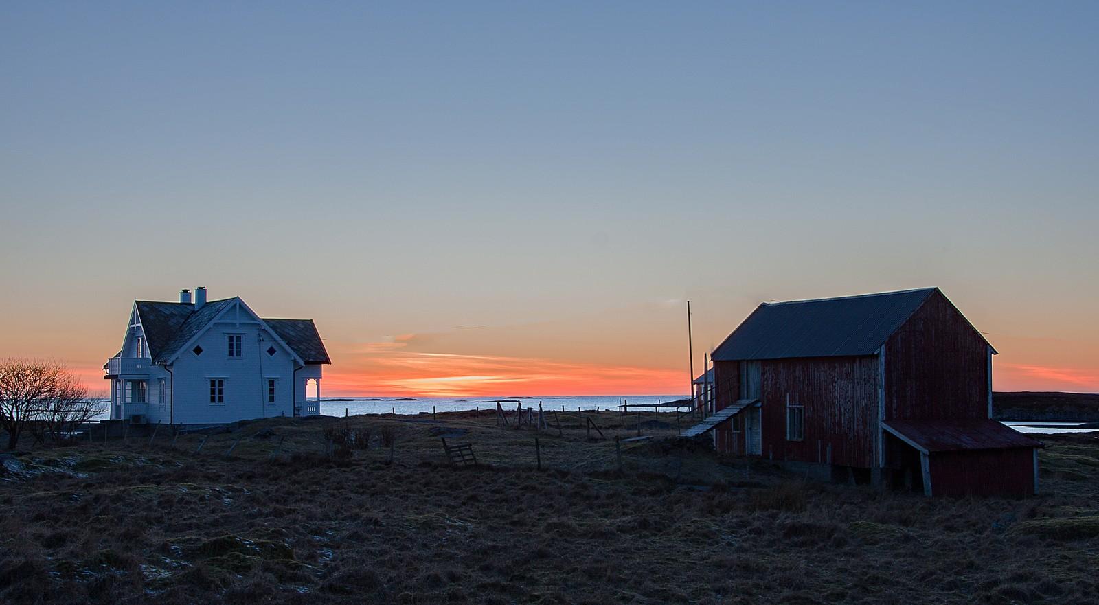 Buøya på Smøla