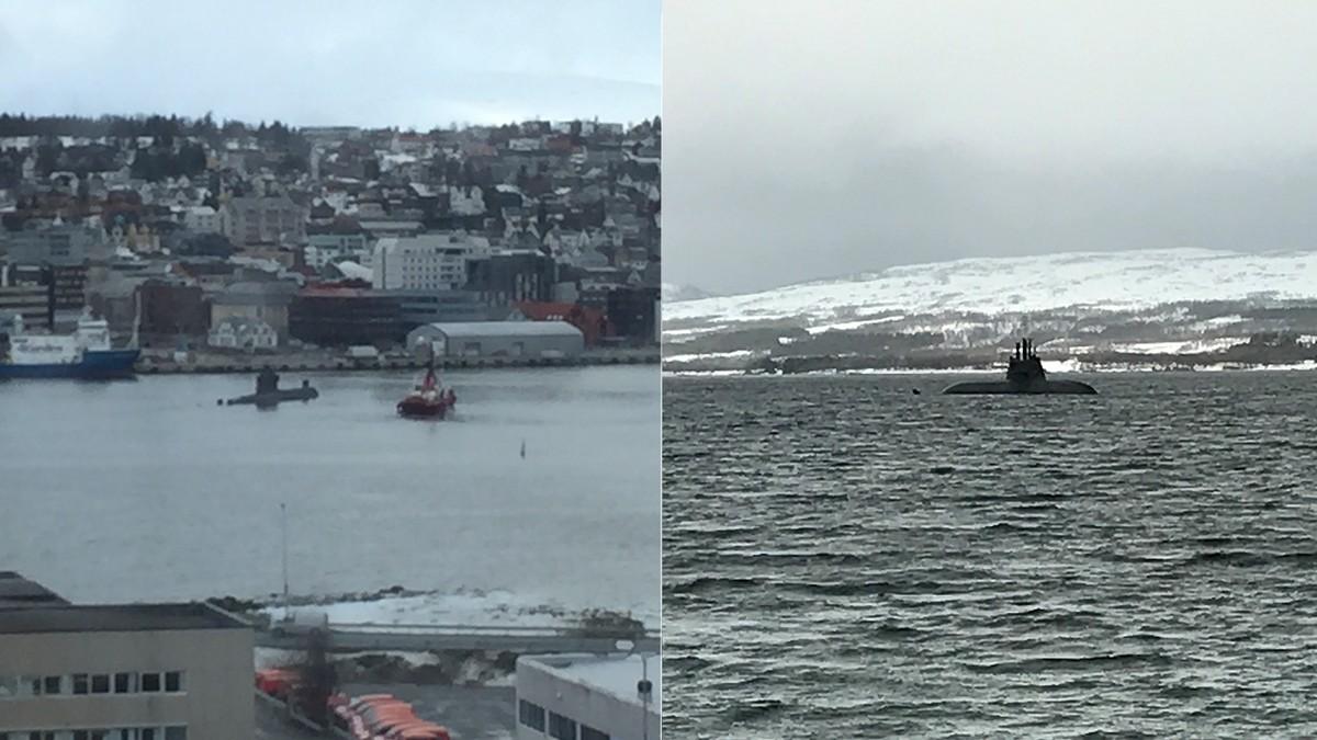 nrk sexstillinger Tromsø