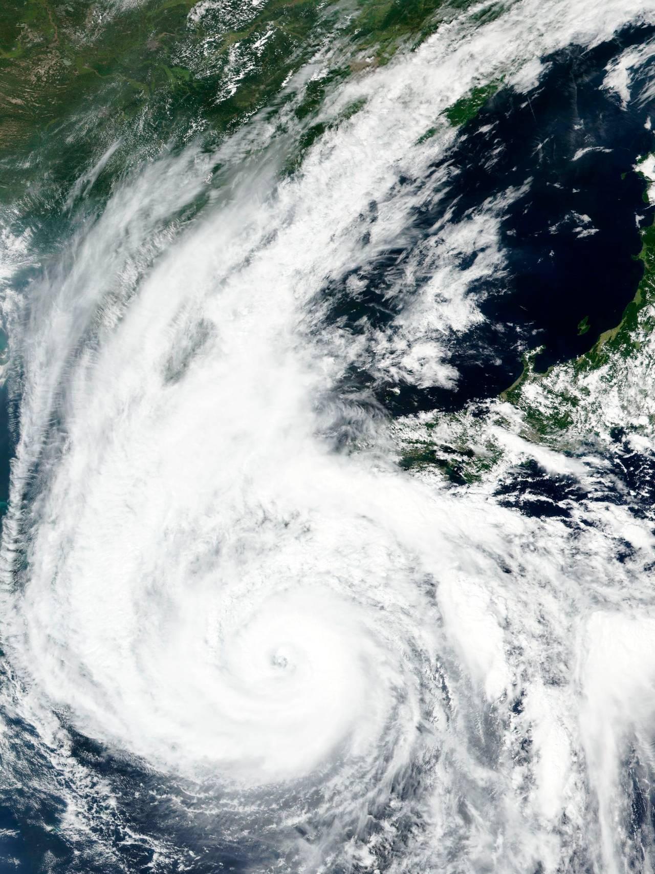 bilde av storm