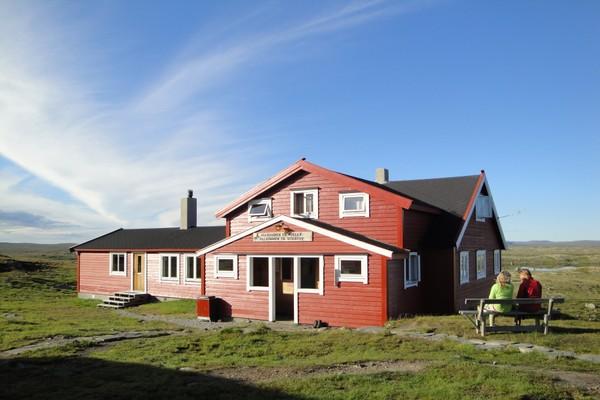 Stigstuv, Hardangervidda.  -  Foto: Maria Bisgaard