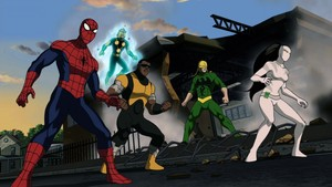 Den ultimate Spider-Man
