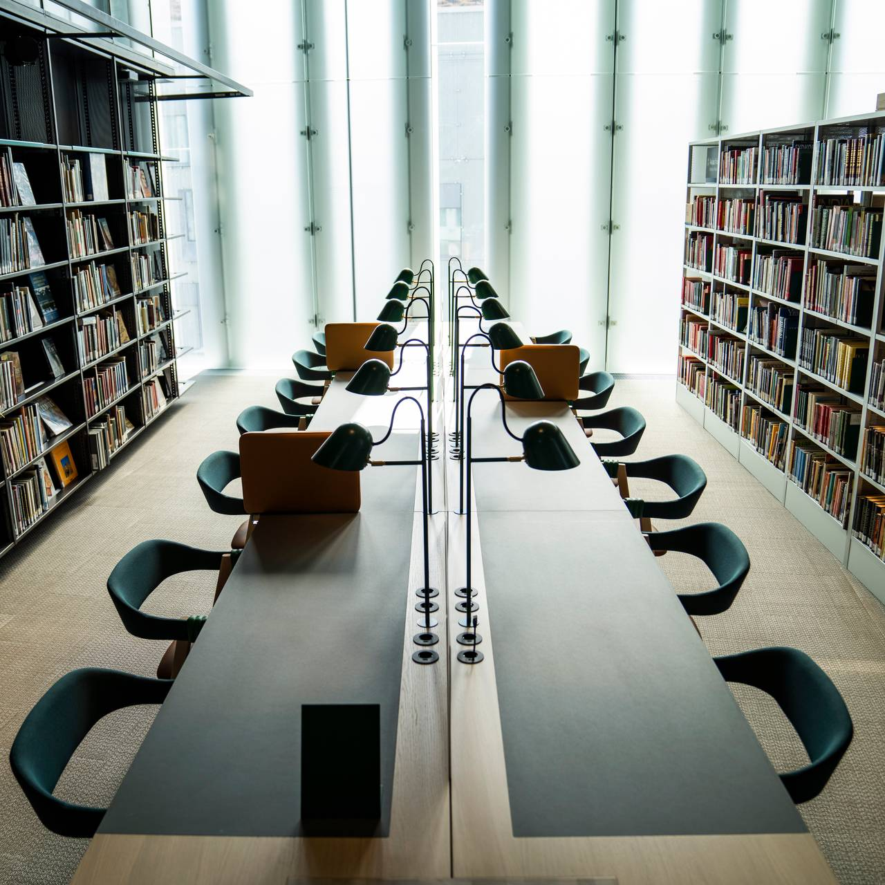 Deichmanske hovedbibliotek i Bjørvika