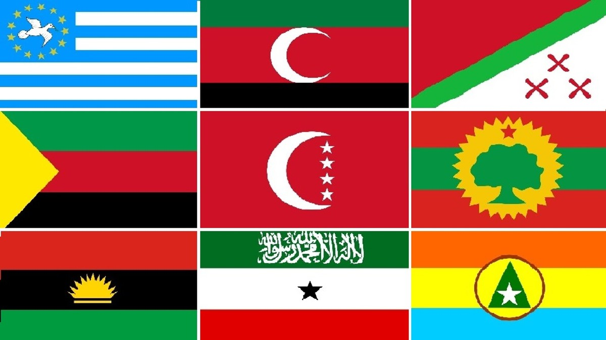 etiopia flagg