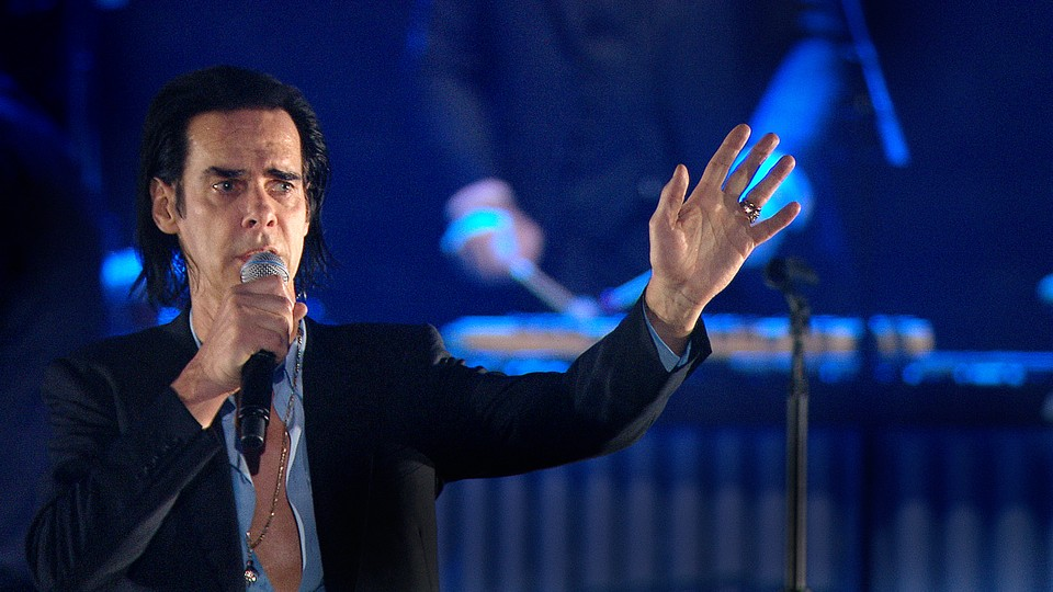 Nick Cave & The Bad Seeds - live i København