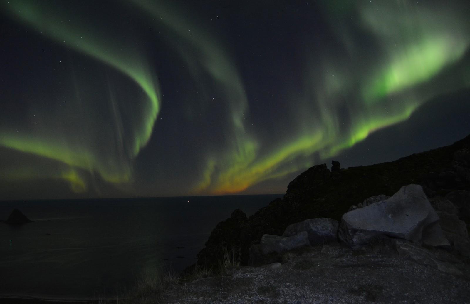 Ramnan på Andøya.