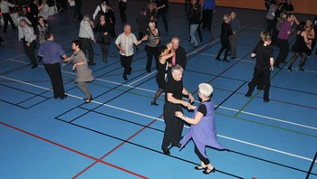 Dansegalla Bjerkvikhallen