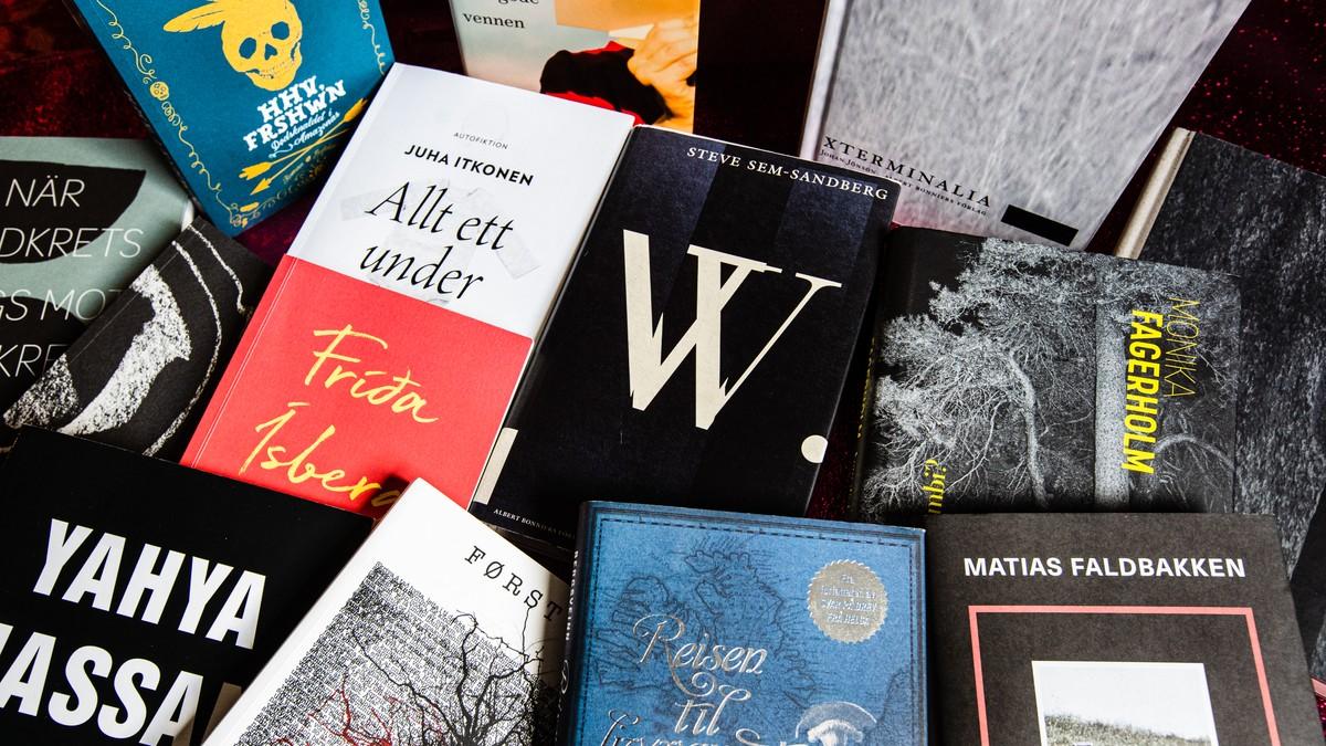 Nordisk litteratur: Heilsvart, historisk, humoristisk