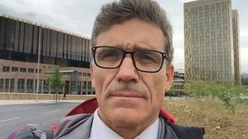 Advokat Øivind Østberg