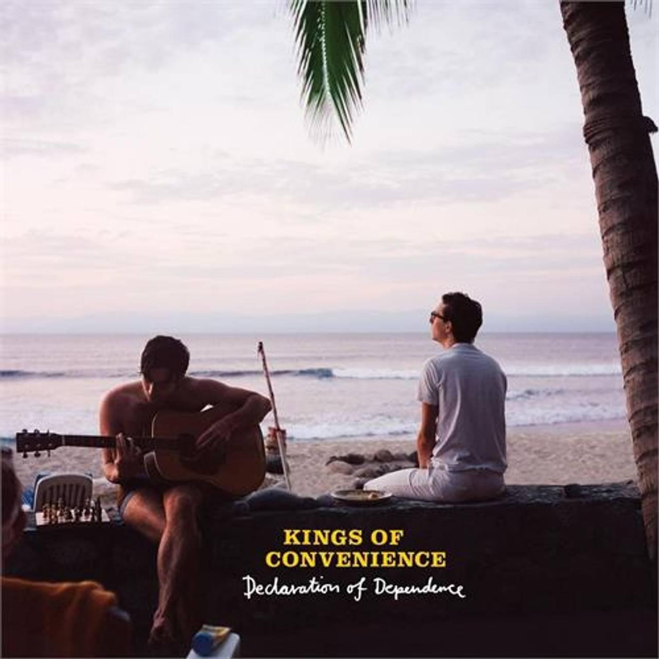 Declaration of Dependence er et musikkalbum med Kings of Convenience, utgitt den 20. oktober 2009.