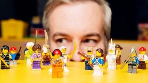 Lego - en hemmelig verden
