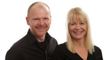 NRK P1 - Møre og Romsdal: Berit Susanne Kjølås og Pål Kristian Lindseth.