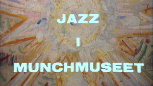 Jazz i Munch-museet