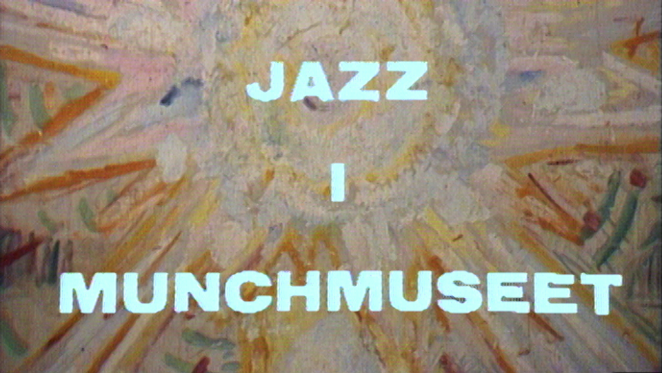 Jazz i Munch-museet