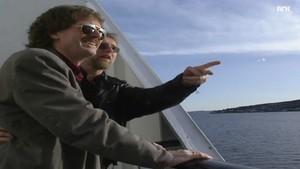 Norge sett fra danskebåten