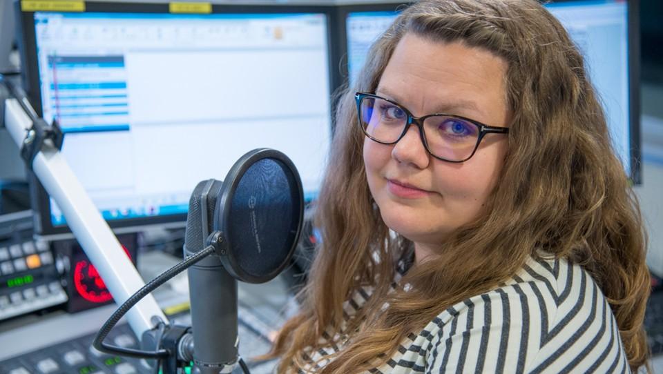 Morgensending fra NRK Troms