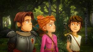 Arthur og barna av det runde bord