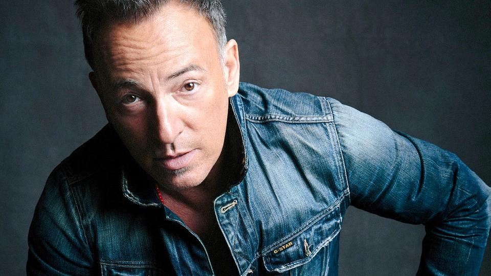 Bruce Springsteen - med egne ord