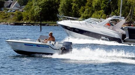 Fartsgrenser for båt (Foto: Bendiksby, Terje/SCANPIX)