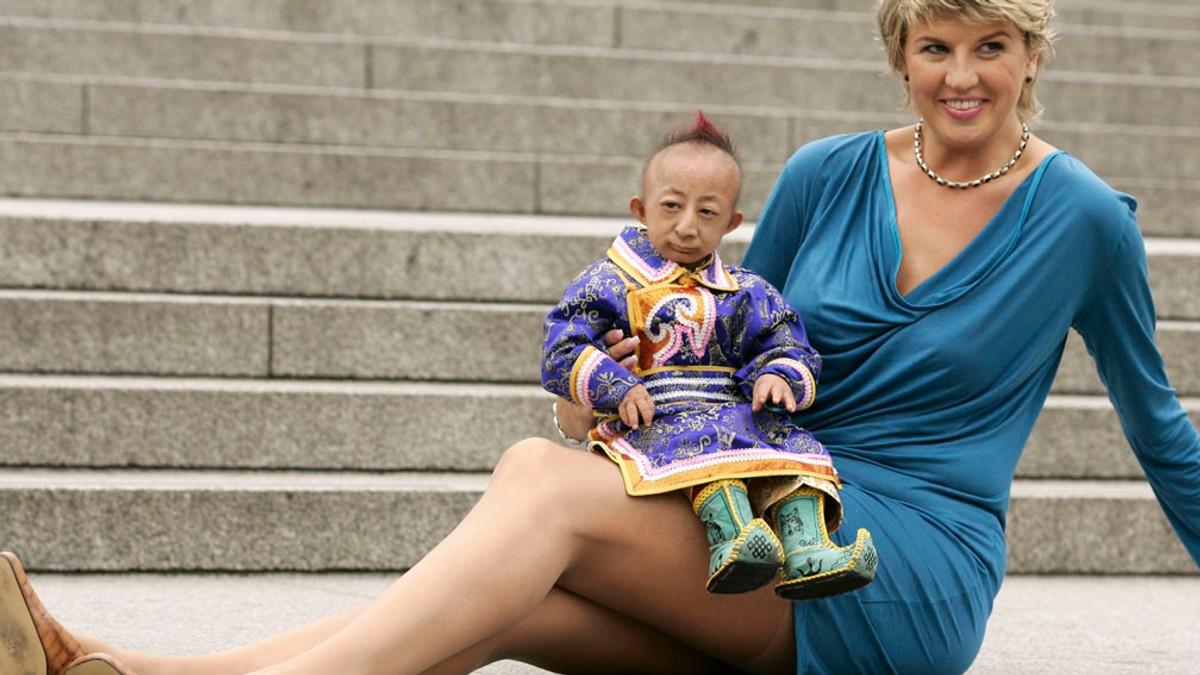 verdens minste dame vest agder
